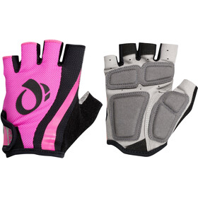 PEARL iZUMi Select Guantes Mujer, screaming pink/black